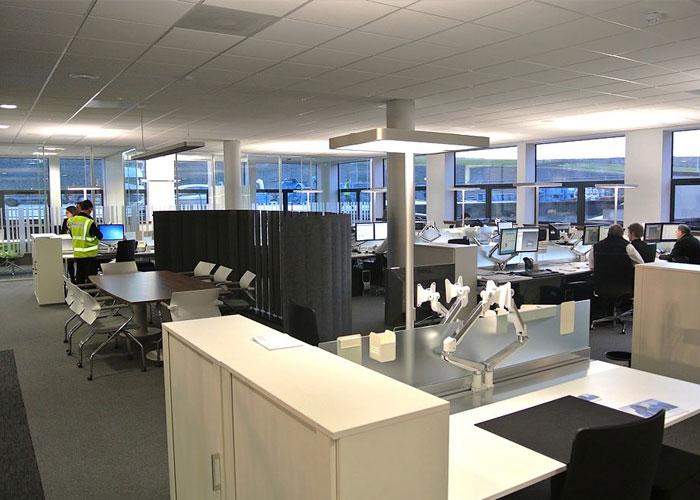 Morgan Stewart Office Interior Designers