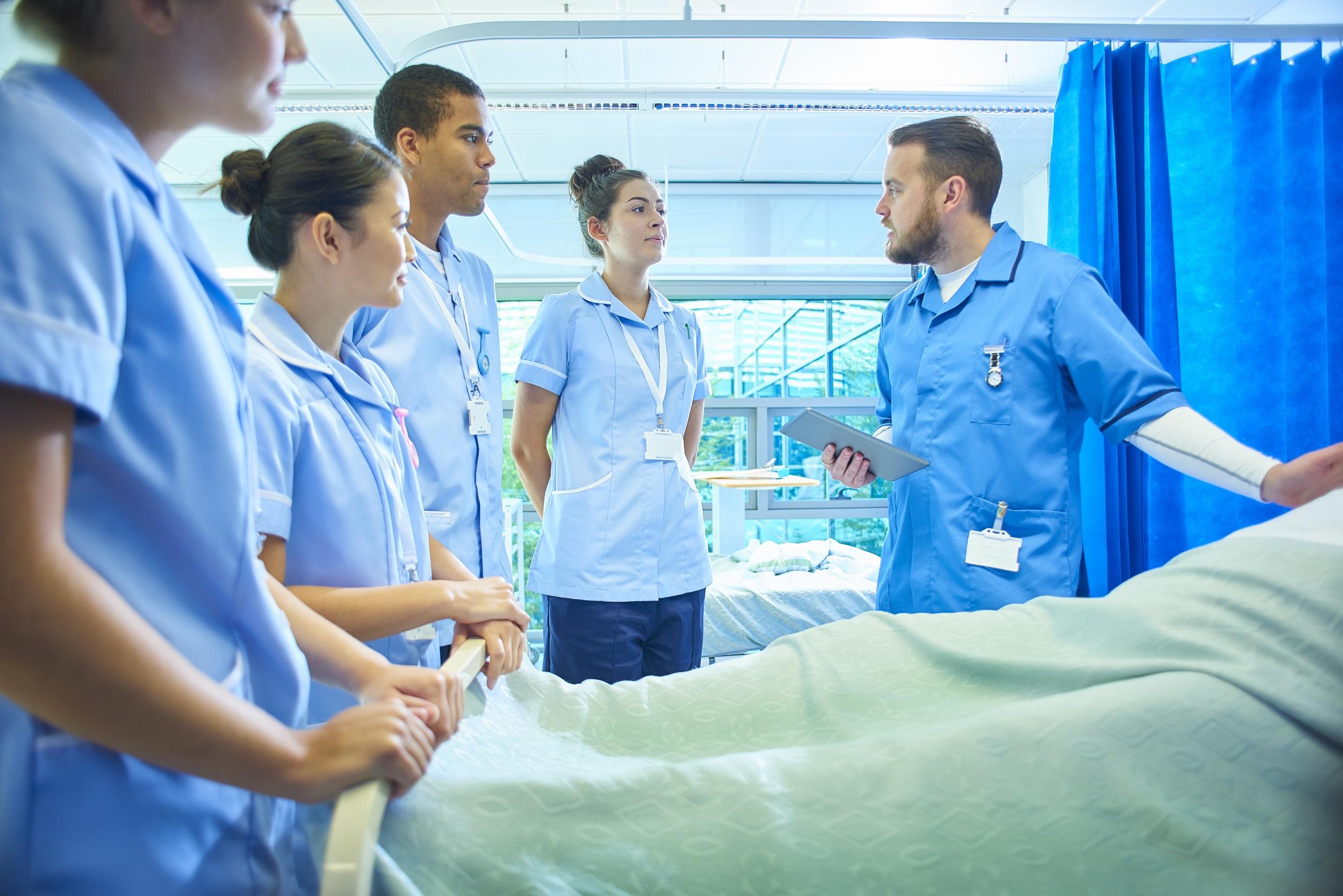 nurse jobs leicester