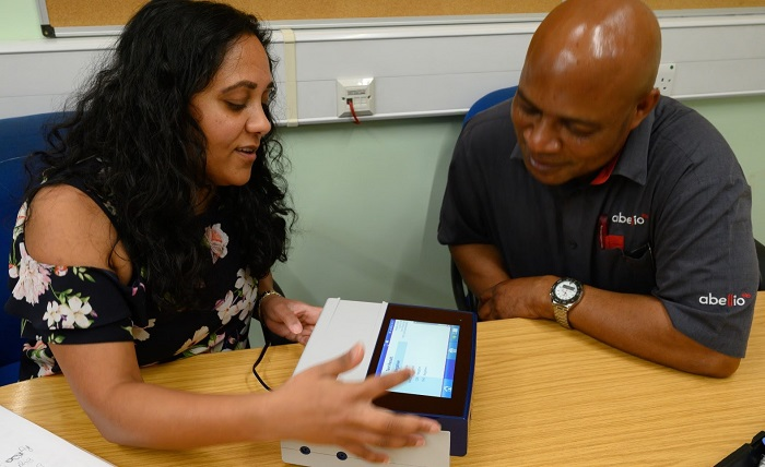 Fingerprint-based drug testing